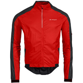 VAUDE Air Pro Jas Heren, mars red